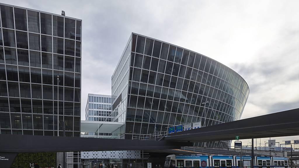 Flughafen Zürich eröffnet neuen Businesspark The Circle