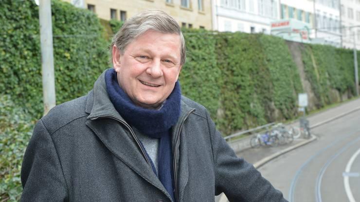 Markus Ritter.