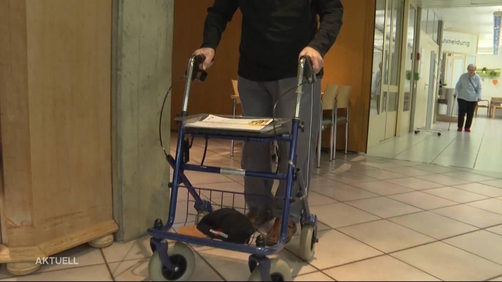 Aargauer Altersheime rüsten sich gegen das Coronavirus