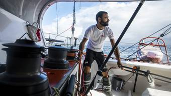 Trotz Defekt an seinem Boot: Alan Roura will die Vendée Globe beenden