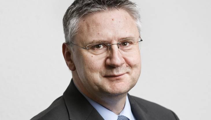 Andreas Glarner ist Gemeindeammann von Oberwil-Lieli und SVP-Grossrat.