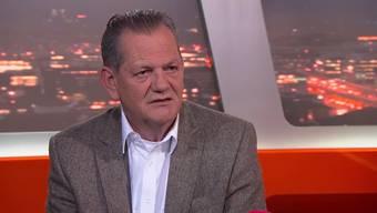 Klaus Radner über das Bild des Unglückstages, das er nicht mehr aus sich herausbringt.