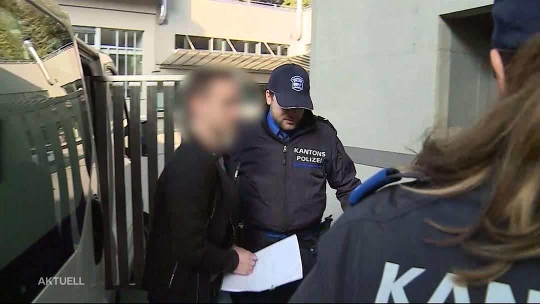 Brandstifter von Neuenhof steht vor Gericht