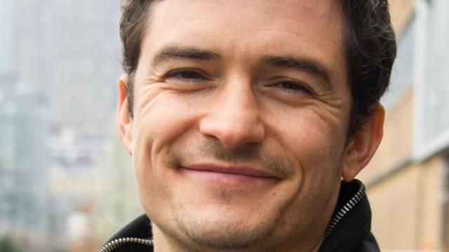 Orlando Bloom schlüpft wieder in die Rolle des Elben Legolas