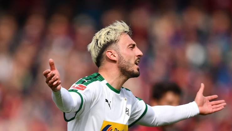 Josip Drmic wechselt zu Norwich City.
