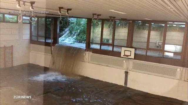 350 Schadensmeldungen in Frauenfeld nach Gewitter