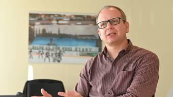 EHCO-Geschäftsführer Patrick Reber über seine ersten 100 Tage im Amt – und wie er sich die Zukunft vorstellt