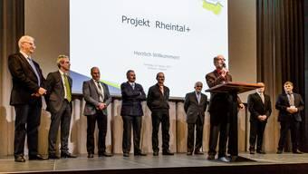 Zehn Gemeinden zwischen Rietheim und Kaiserstuhl prüfen derzeit eine Fusion.