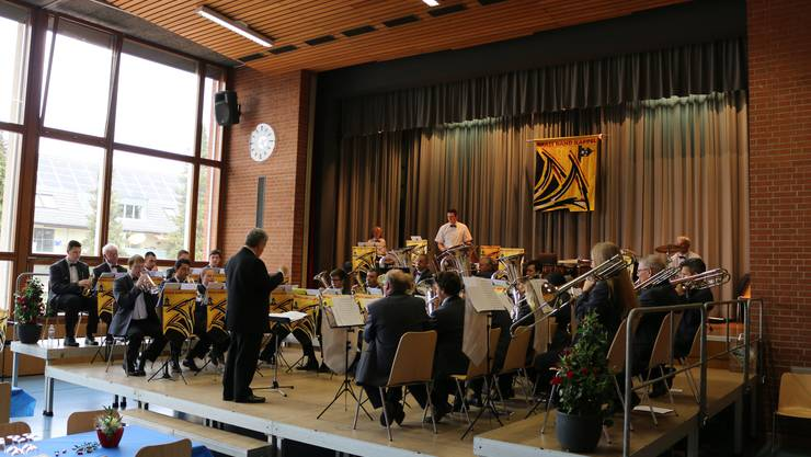 Brass Band Kappel in Action