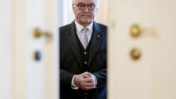 ARCHIV - Bundespräsident Frank-Walter Steinmeier. Foto: Christoph Soeder/dpa