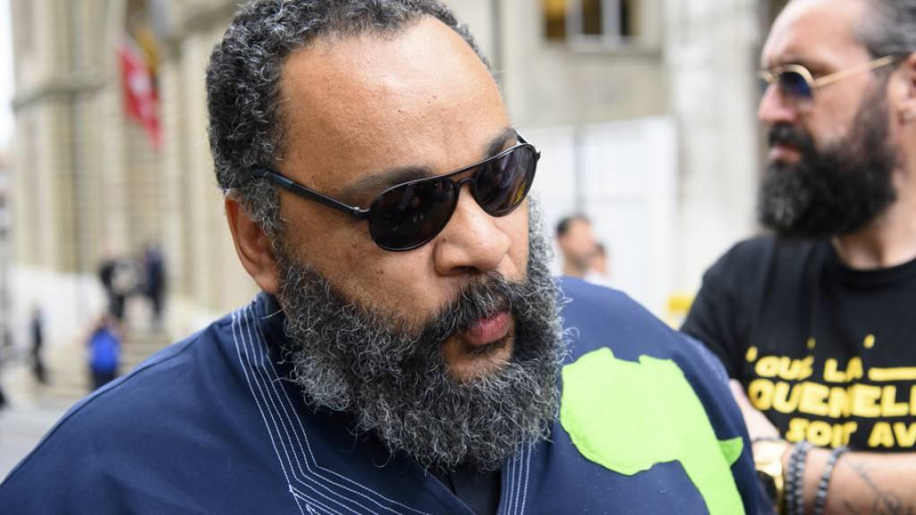 Genfer Gericht verurteilt Dieudonné zu Geldstrafe