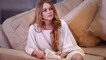 100 Stunden Sozialdienst in einem Monat für US-Schauspielerin Lohan