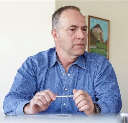 Thomas Fischer tritt ab