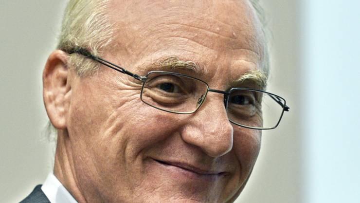 Sein Interesse gilt dem ökonomischen Verhalten von Menschen: Professor Ernst Fehr von der Universität Zürich. (Archivbild)