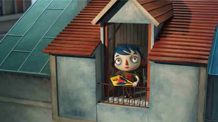 Der Waisenjunge und sein Drache: Der Schweizer Stop-Motion-Film «Ma vie de Courgette» eröffnet das Animationsfilmfestival Fantoche. Zuvor hatte er bereits im Ausland für Furore gesorgt.