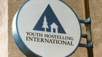 Das internationale Logo der Schweizer Jugendherbergen