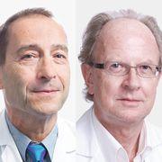 Dr. med. Christof Kull und Dr. med. Christoph Koella