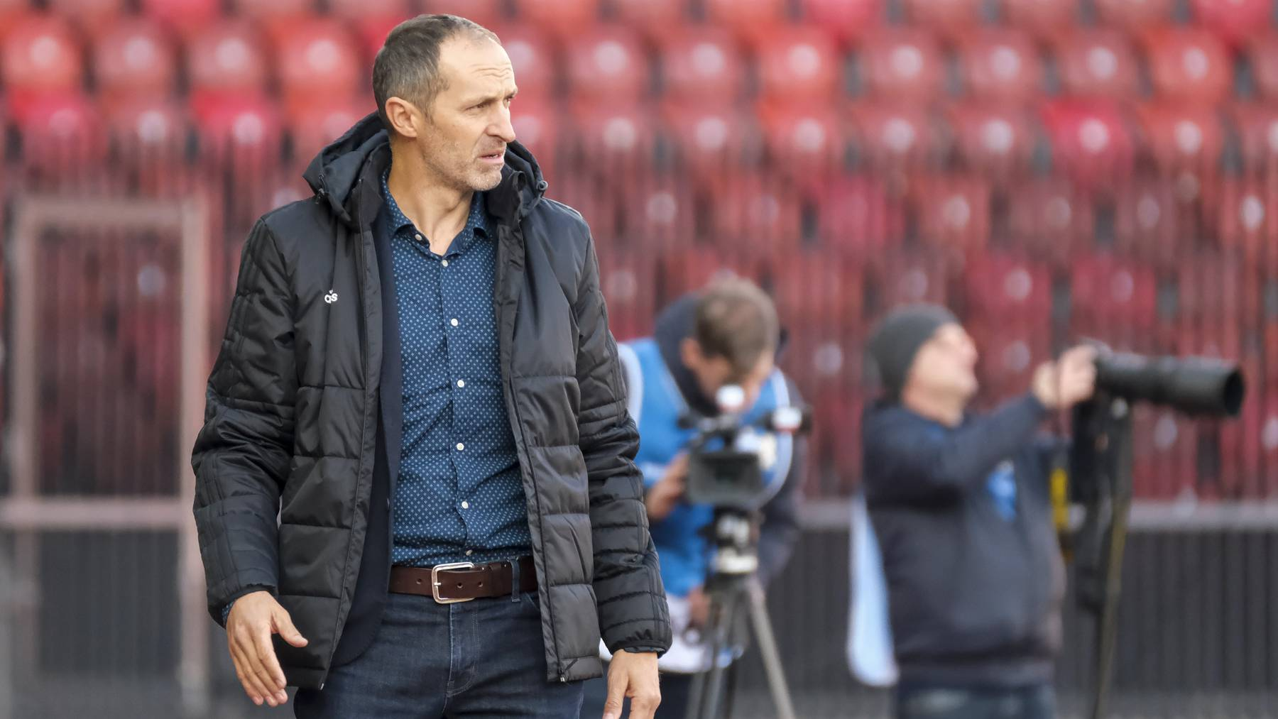 FC Luzern setzt weiterhin auf Häberli als Coach