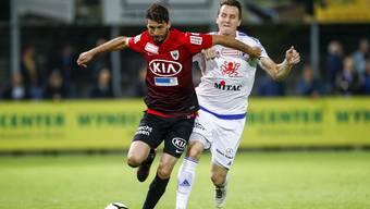 Juan Pablo Garat erteilt dem FC Wohlen eine Absage.