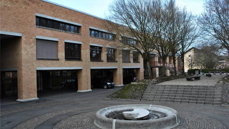 Das Berufsbildungszentrum Fricktal verliert ab 2020 den gewerblich-industriellen Bereich. Archiv
