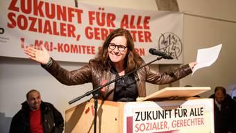 1. Mai 2017 in Solothurn