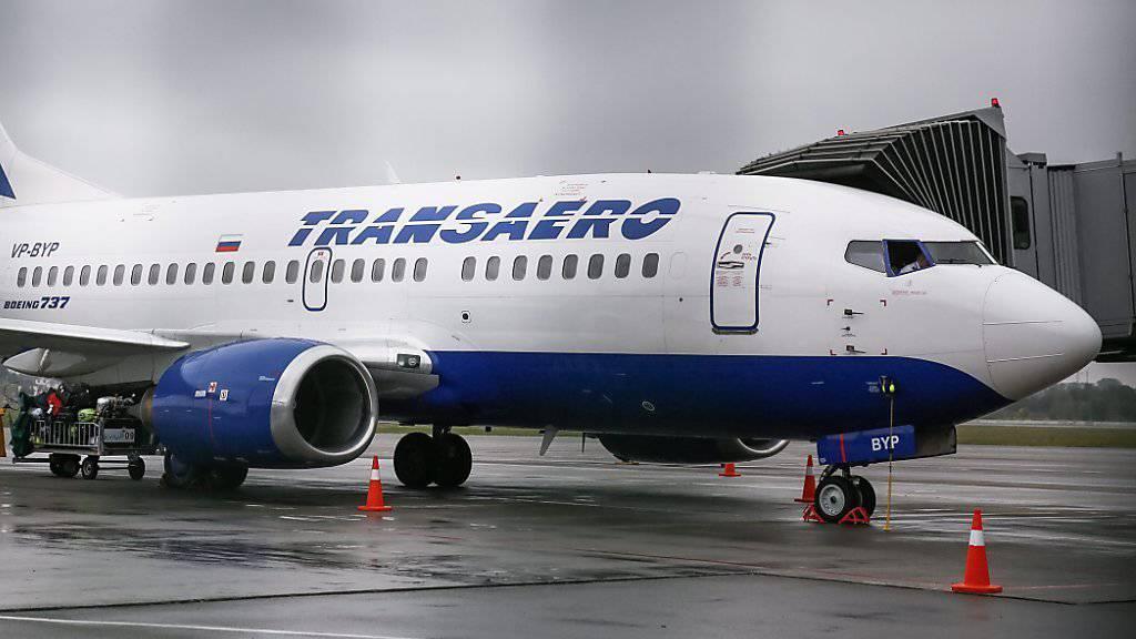 Wie Du mir, so ich Dir: Nach Luftraumsperre der Ukraine für russische Fluggesellschaften wie Transaero verbannt nun Russland ukrainische Flieger.