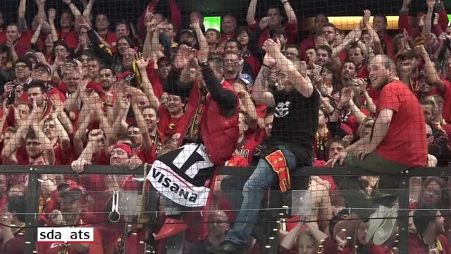 NLA: Der SC Bern ist Schweizer Meister