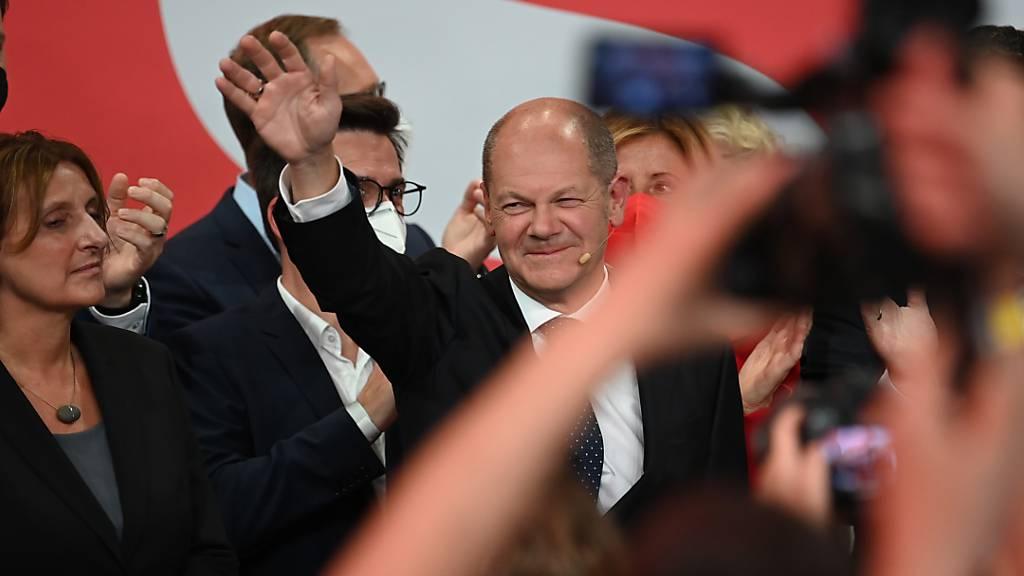 SPD gewinnt Bundestagswahl – doch wer wird Kanzler?
