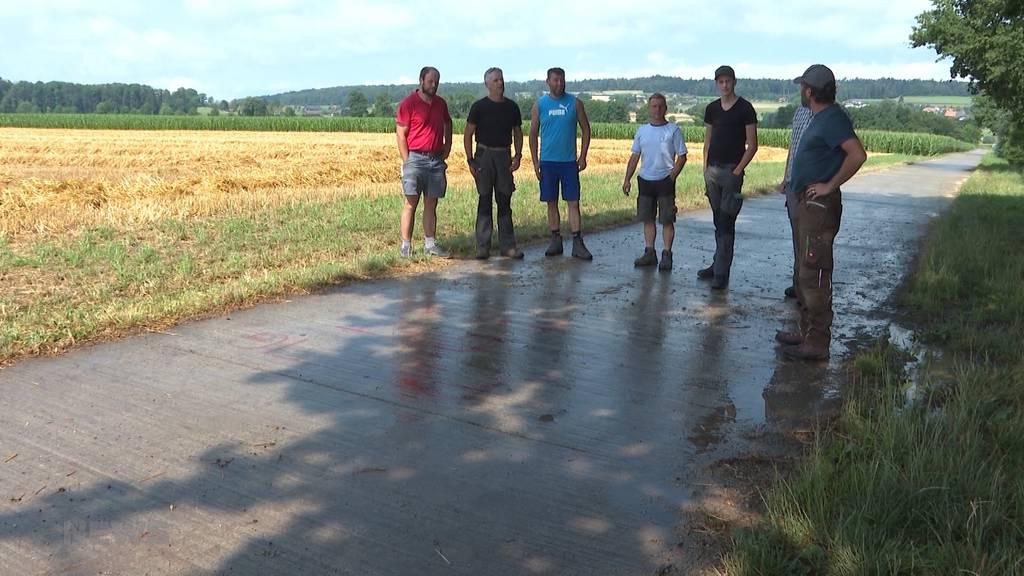 «Gift-Barone»: Bauern ärgern sich über Protestaktion gegen Pestizide