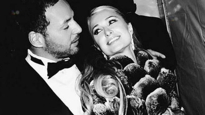 Paris Hilton und ihr Freund Hans Thomas Gross.