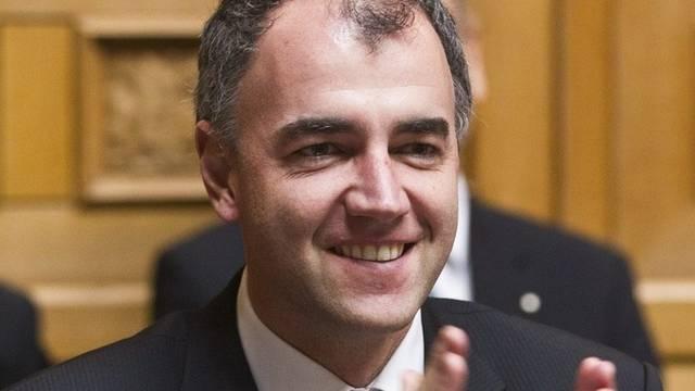 CVP-Präsident Christophe Darbellay (Archiv)