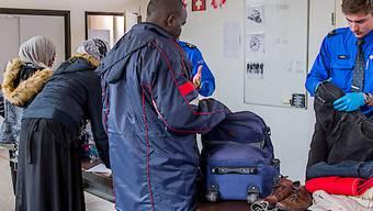 Eritreische Flüchtlinge erhalten in der Schweiz kein Asyl mehr, nur weil sie ihr Heimatland illegal verlassen haben. (Symbolbild)