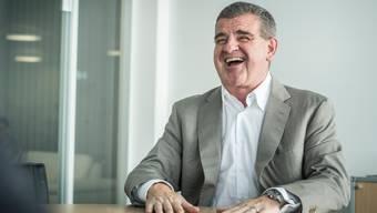 Hat gut lachen: Stadler-Patron Peter Spuhler hat sein Unternehmen erfolgreich an die Börse gebracht..