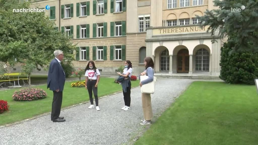 Kollegium Schwyz und Theresianum Ingenbohl fusionieren