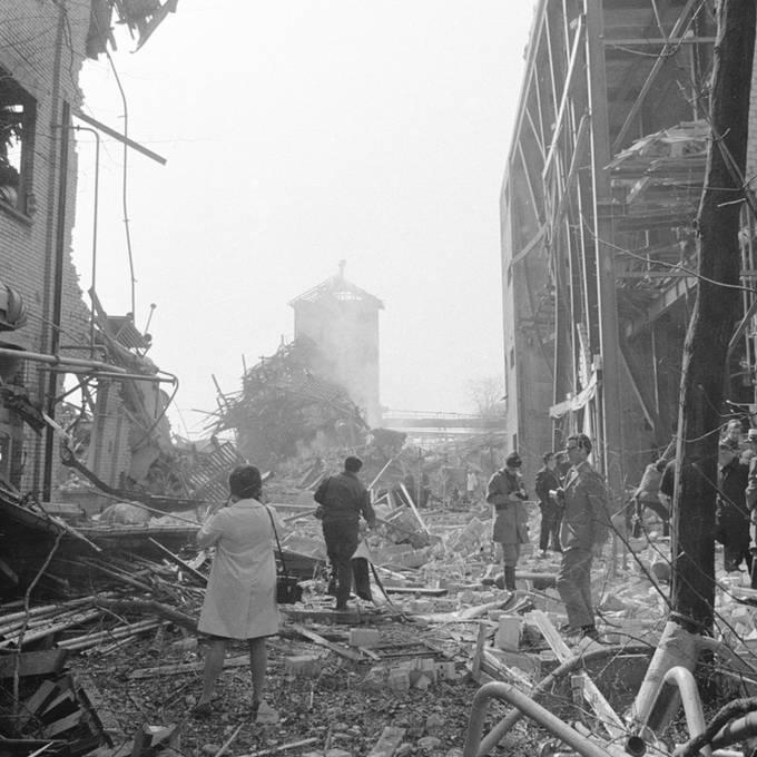 50 Jahre Explosions-Katastrophe Dottikon
