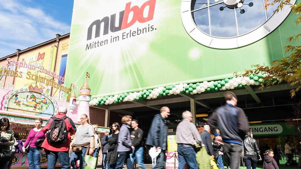 Die Messeveranstalterin MCH, die unter anderem die Muba in Basel durchführt, hat die grösste Übernahme ihrer Unternehmensgeschichte gemacht. Archiv)