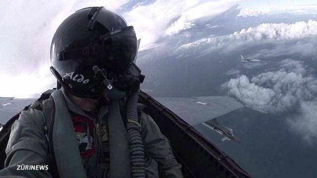 Kampfjets: Neuer Zündstoff im Bundeshaus
