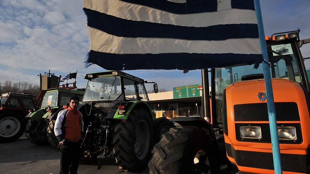 Tanken wird teurer: Griechische Bauern verlieren Steuervergünstigungen auf Diesel. (Symbolbild)