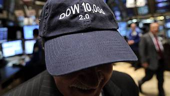 US-Börse mit Gewinn