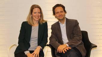 Die neuen Chefs bei der Boutique Danoise:  Julia Reidemeister und Marc Friedrichsen.