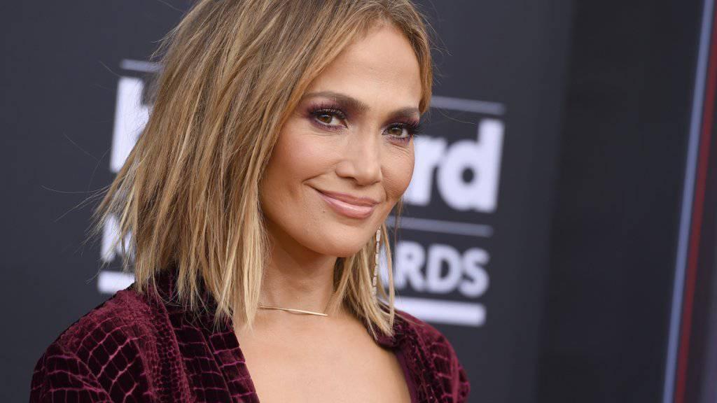 Jennifer Lopez bei MTV Video Music Awards geehrt