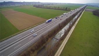 Für den Ausbau der Autobahn im Gäu wird ein Tunnel gefordert.