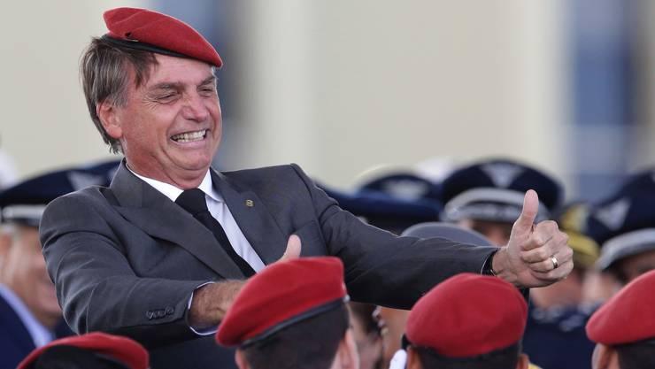 Bolsonaro Heute