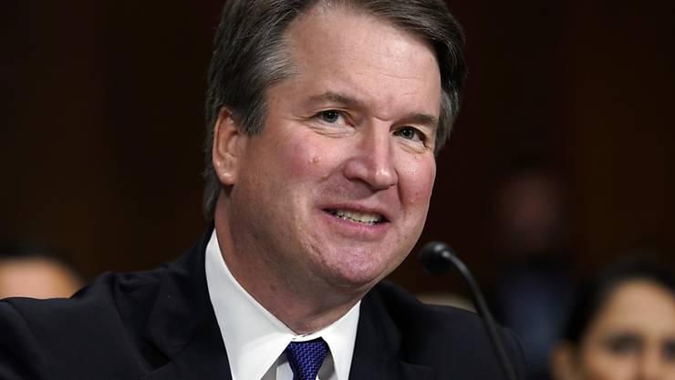 Seine Ernennung als Mitglied des US-Supreme-Courts wird zur Zitterpartie: Richter Brett Kavanaugh. (Archivbild)