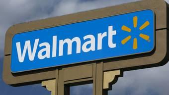 Nummer eins: Walmart ist weiterhin der grösste Detailhändler der Welt. (Archiv)