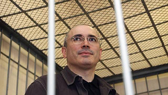 2. Strafprozess gegen Chodorkowski