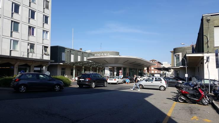 Der Grenzübergang in Chiasso ist wieder offen. (Bild: Gerhard Lob)