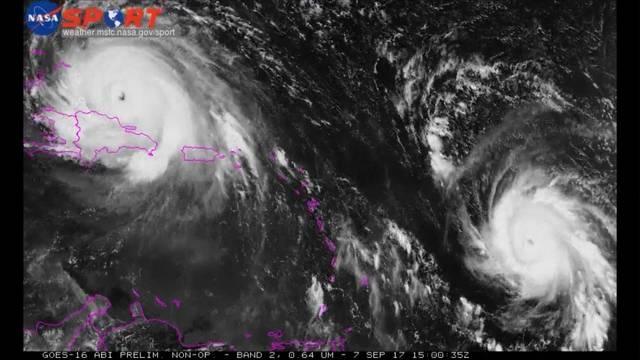 Hurrikan Irma: Bleiben oder flüchten?