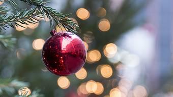 Dieses Weihnachtsessen verlief alles andere als friedlich (Symbolbild)