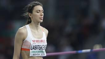 Hochspringerin Mariya Lasitskene kritisiert den eigenen Verband